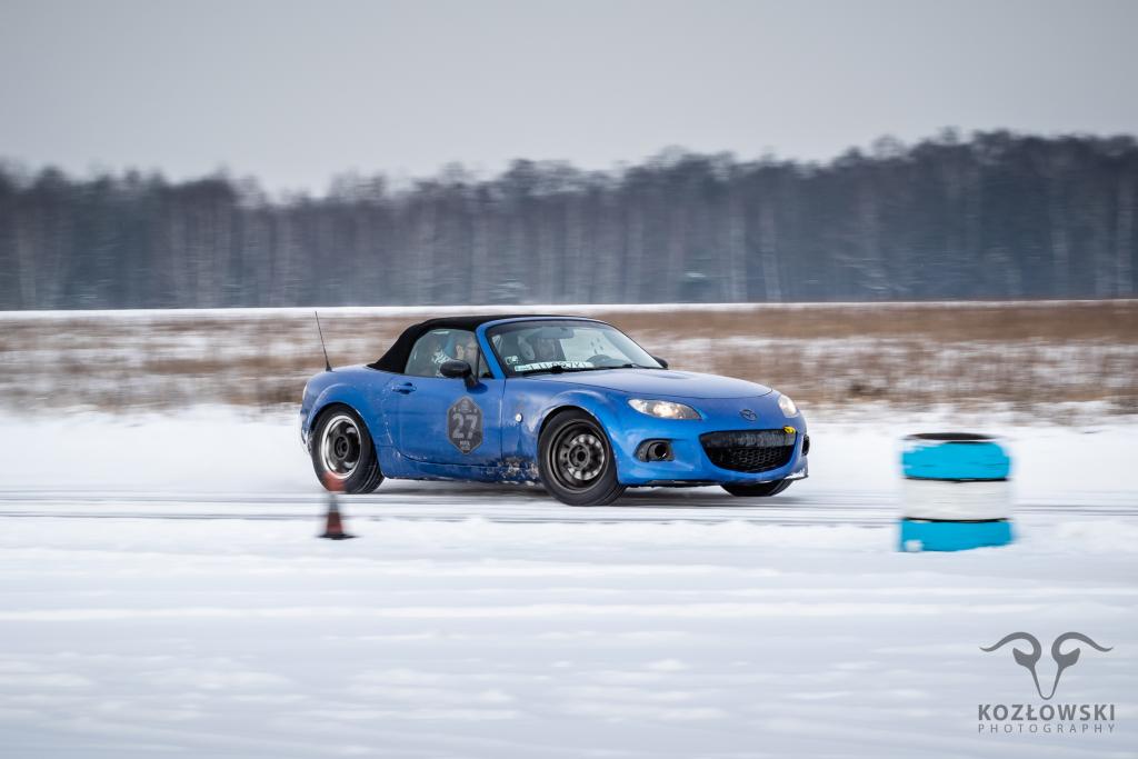 Spec Miata NC do wynajęcia. Torowa Mazda MX-5 2.0.